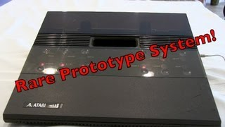 Ultra Rare Atari 2700 System-Review (Prototype)