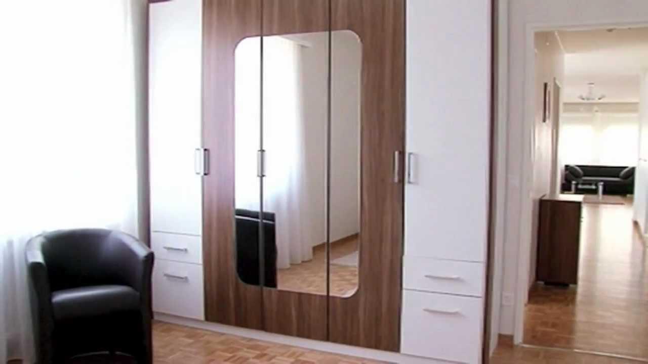 Appartement meubl 3 pices location courte dure  Genve en Suisse  GENPROP  YouTube
