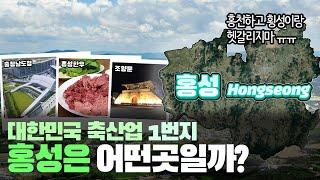 [홍성]대한민국 축산업 1번지 충청남도 홍성군은 어떤곳…