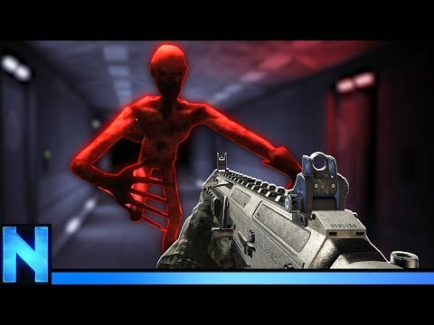 FPS Where Your Friends Are The Monsters - SCP Secret Laboratory