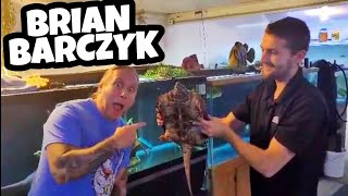 We're In DEEP WATER!! - Brian Barczyk Needs Our Help With His AQUARIUM EXPANSION