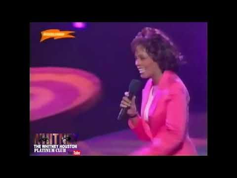 Whitney Houston - I'm Every Woman at Nickelodeon Kids Choice Awards May 11, 1996