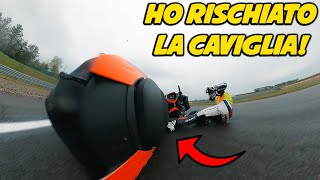 "I DAMAGED THE T-MAX! 😱  ""A RACING STORY MALOSSI SPECIAL"" EP.2"