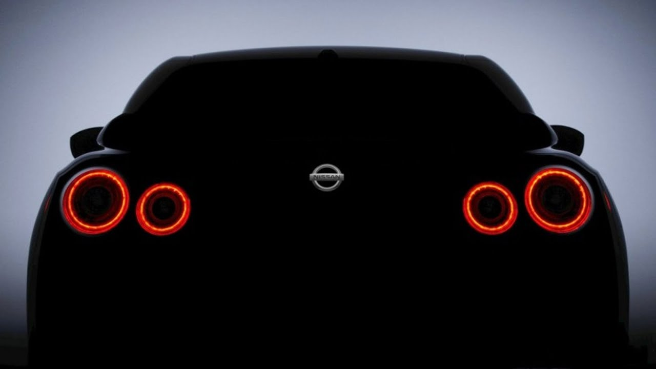 2017 Nissan Gt R Officialy Teased Youtube