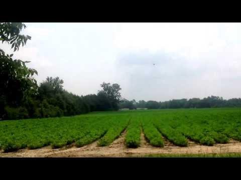North Florida Crop Dusting
