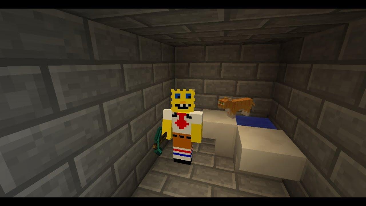 Minecraft PC SpongeBob Adventure 3 Jailbreak Gary Takes A Bath YouTube