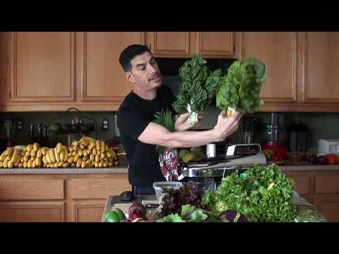 Gerson Therapy Green Juice Recipe