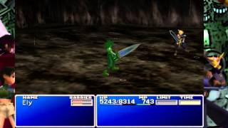 Final Fantasy VII: New Threat Mod- Zack Boss Fight (Cloud's Sidequest)