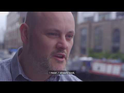 Equal Lives stories - Martin - an expectant father talks about parental leave