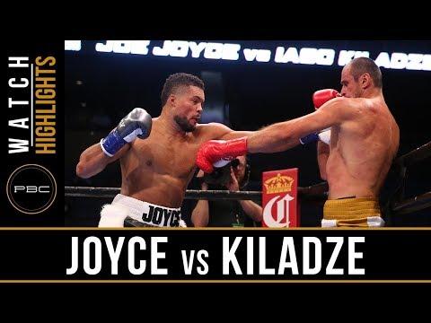 Joyce vs Kiladze Highlights: September 30, 2018 - PBC on FS1