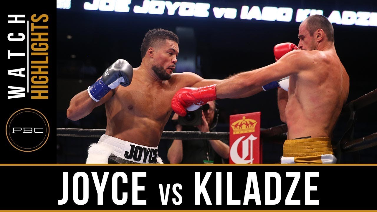 Joyce vs Kiladze Highlights: September 30, 2018 - PBC on FS1