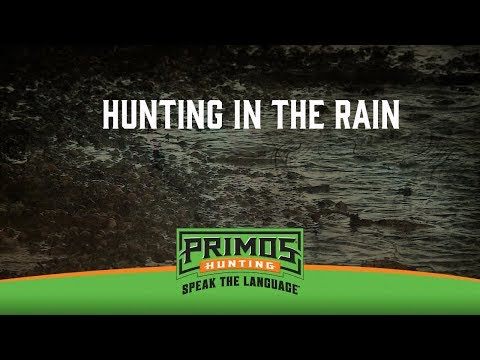 How To Hunt In The Rain