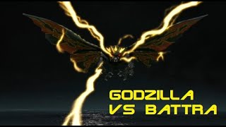 Godzilla PS4 (2014) Video Game Playthrough - Going In Hard Against Battra!!!