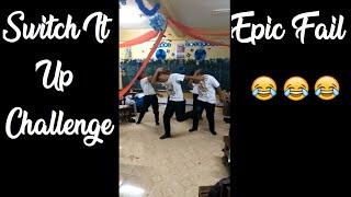 Switch It Up Challenge #SwitchItUpLavaado #Switchituplavadochallenge