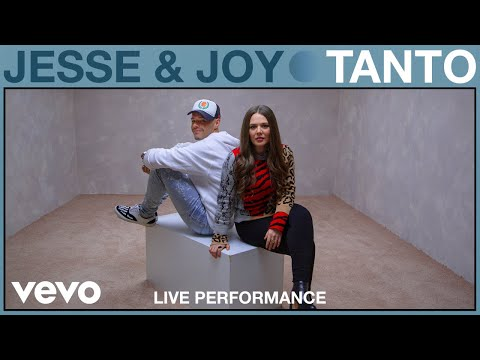 Jesse & Joy – Tanto (Live Performance) | Vevo