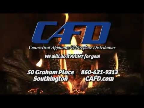 CAFD Hearth Products Showrooms in Southington CT - YouTube