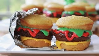 How to Make Easy &quotHamburger&quot Cupcakes Recipe