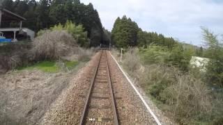能登中島駅 --西岸駅