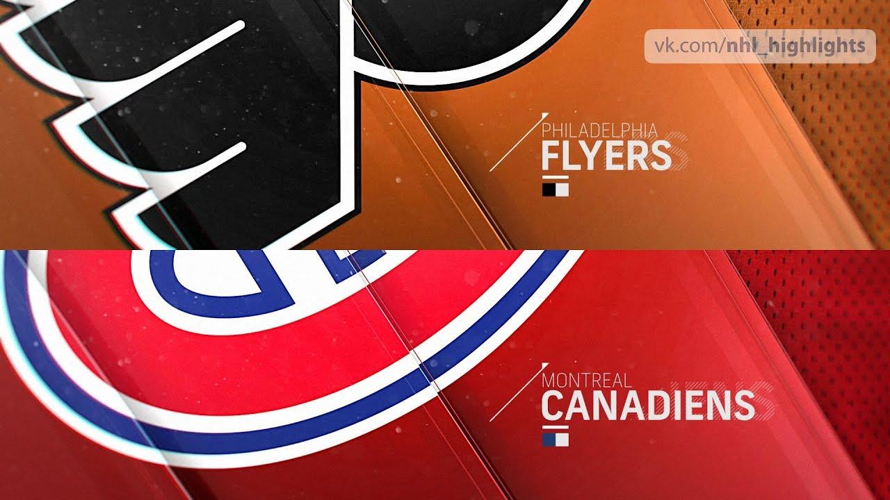 Philadelphia Flyers vs Montreal Canadiens Jan 19, 2019 HIGHLIGHTS HD