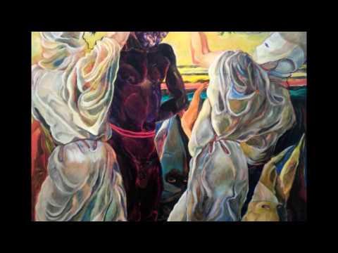 Portland Art Museum Arvie Smith show