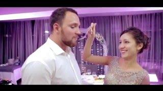 Свадьба в ресторане Сан Паоло, Киев