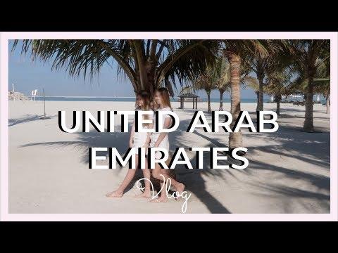 UNITED ARAB EMIRATES VLOG - izaandelle