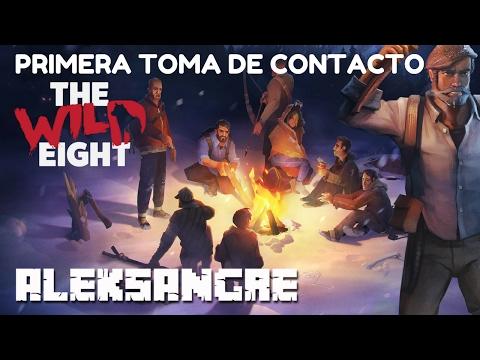 THE WILD EIGHT | Juego de supervivencia Cooperativo | Gameplay Español HD