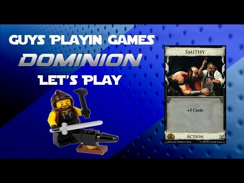 RGG: Dominion - Let's Play #1 - GPG