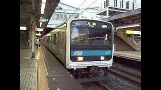 JR京浜東北線209系 品川駅発車