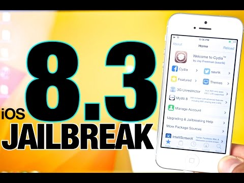 NEW How To Jailbreak iOS 8.3 Untethered - Taig 2.1.2 for iPhone, iPad & iPod