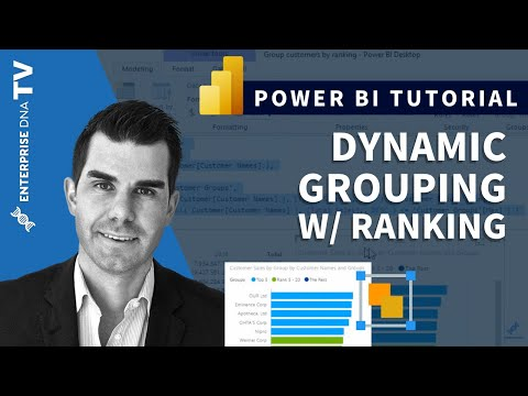 Combining Dynamic Grouping With Additional Ranking Logic w