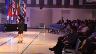 """DIA Hanya Sejauh Doa"" Part 9 CONCERT Lydia Nursaid in Toronto June 2015"
