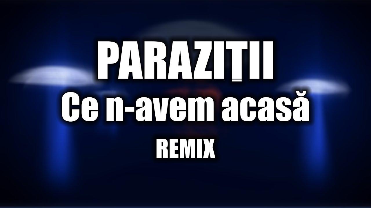 parazitii ce n avem acasa)