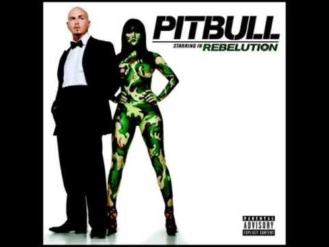 03 I Know You Want Me -Pitbull