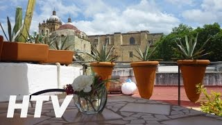 Hotel Hospedería La Reja en Oaxaca