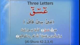 Al-Tarteel #28 Learn the correct pronunciation of the Holy Qur'an
