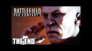 Battlefield Bad Company 2 ENDING   Mission 8  AIRBORNC ENDING BOSS  Walkthrough Part 13  Gameplay