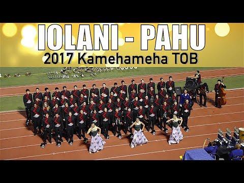 "Pahu Award Entry | 2017 Iolani School ""Raider"" Marching Band | KTOB"