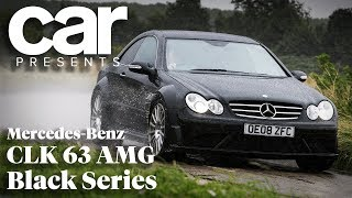 Mercedes-Benz CLK 63 AMG Black Series Retro Review | Why it's the ultimate AMG