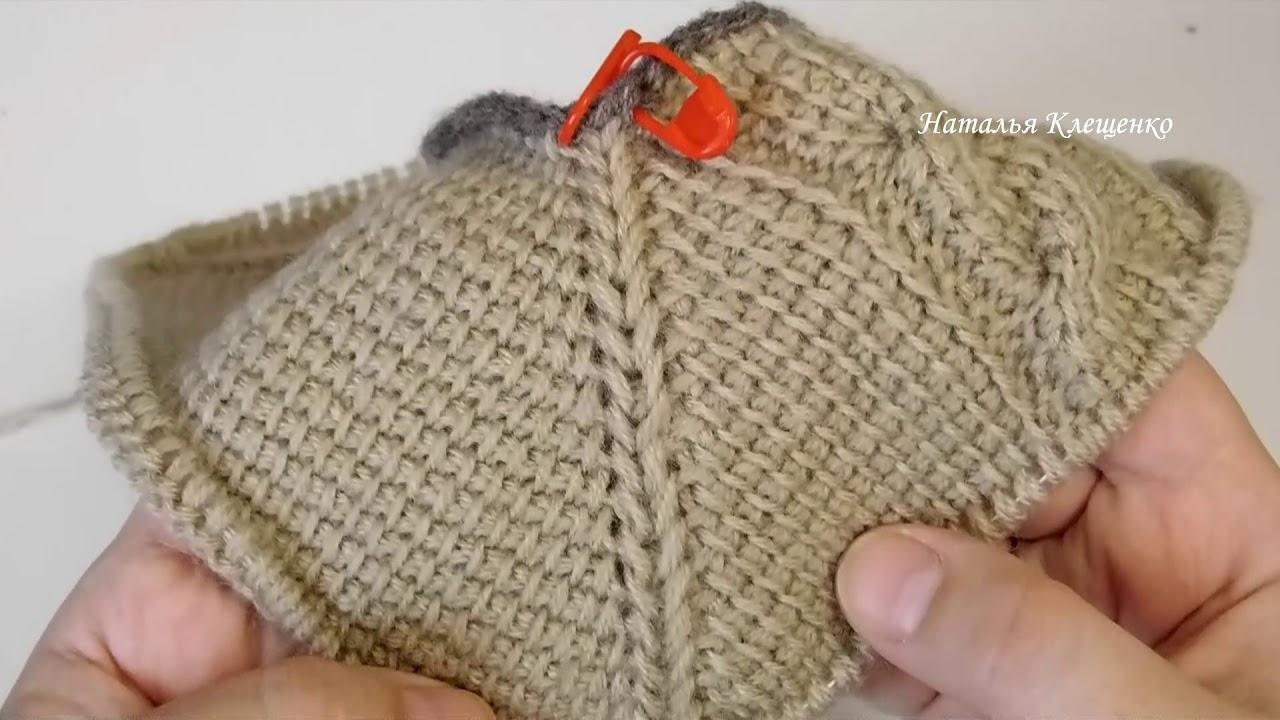 тунисское вязаниекофточка для мальчика часть 3 вяжем реглан Youtube