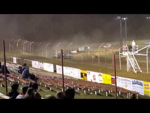 September 24, 2016 Crate Late Model Feature Dog Hollow Speedway