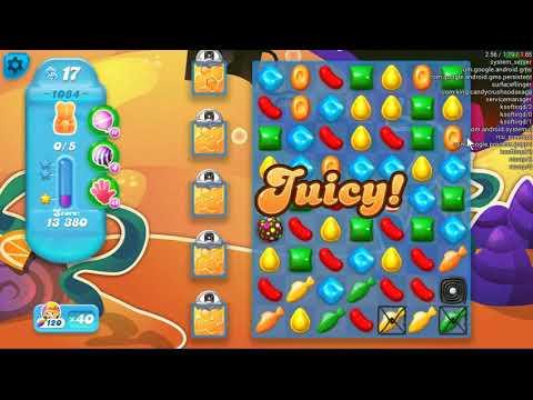 Candy Crush Soda Saga Level 1084