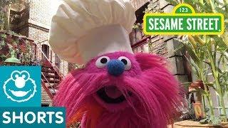 Sesame Street: Gonger's Joke | #ShareTheLaughter Challenge