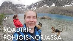 Käytiin taas telttailemassa Norjassa