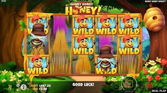 Honey Honey Honey Slot - Pragmatic Play