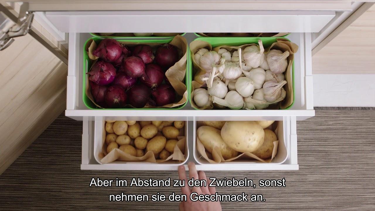 IKEA   Die Lagerung Von Lebensmitteln