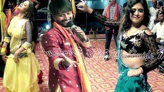 Beautiful Female Dance-Bhojpuri Super Star Night Show 2019, New Orchestra Program