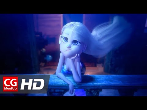 """CGI Animated Spot HD: """"The Mermaid Short"""" by WIZZ"""