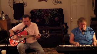 """Make The World Go Away"" COVER, Dennis & Fran"