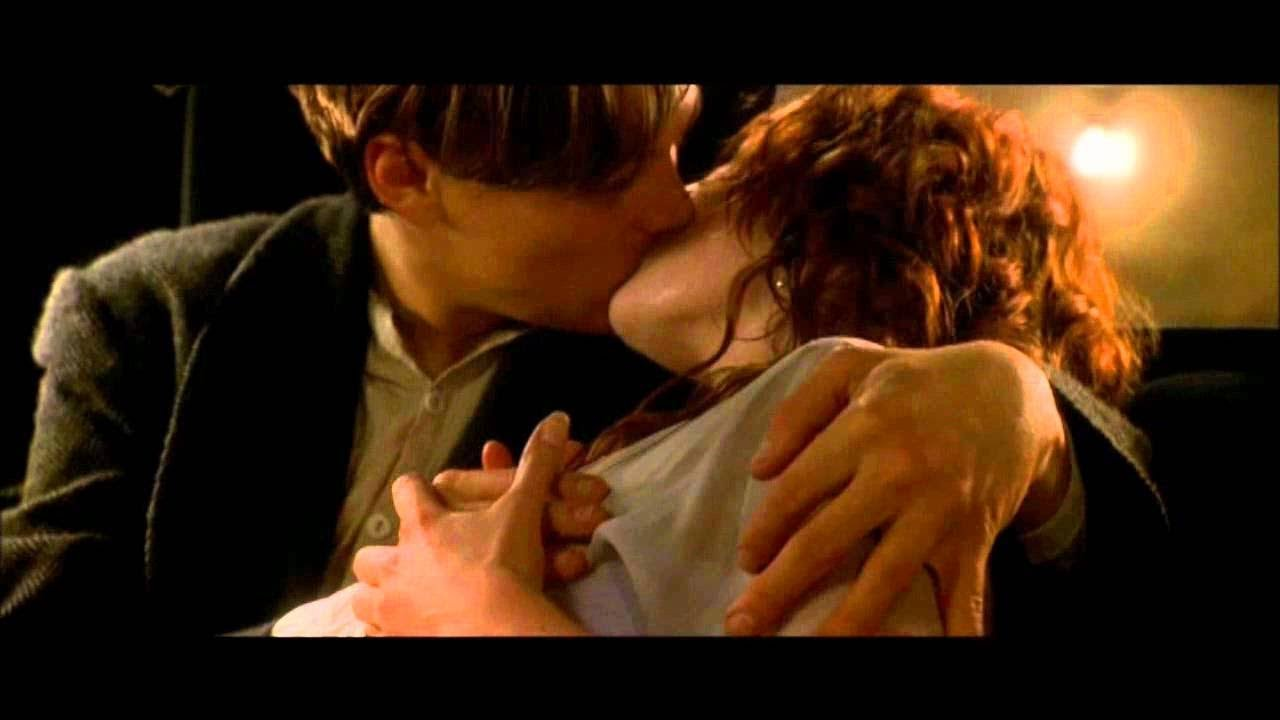 Titanic sex scene in car